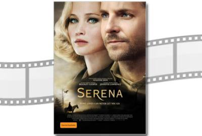 Serena movie poster